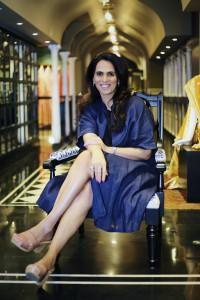 Profile Picture: MUMBAI, (GNI):  Iconic designer Anita Dongre – Lakmé Fashion Week's Golden Girl to close Summer Resort 2017, in  Mumbai