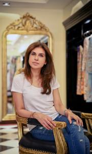 Designer Monisha Jaising - LFW