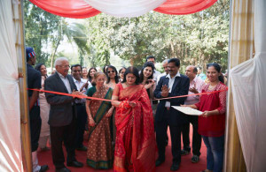 MUMBAI, (GNI): 4th International Flower Festival inaugurated by Ms. Uravshi  J.Thacker, at MIAL Staff Colony, Sahar Road in Mumbai.
