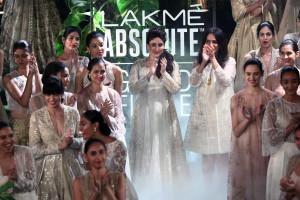 Lakme Absolute Brand Ambassador Kareena Kapoor Khan and Lakme Grand Finale