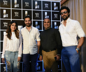 MUMBAI, (GNI): Royal Stag Barrel Select Large Short Films releases Sumit Arora's latest short film – 'White Shirt' A short film about relationships by Sumit Arora starring Kunal Kapoor and Kritika Kamra, in Mumbai - photo by GNI
