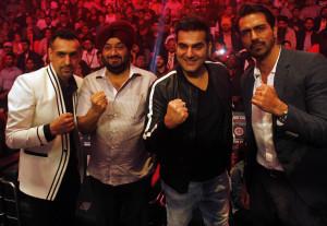 Star Studded Final sees Actor Arjun Rampal, Arbaaz Khan, Daisy Shah, Ellie Avram, and LIVE performance by multi-talented musician Raghav Sachar