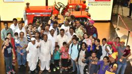 TAFE's FarmDosts interacting with farmers in Mumbai