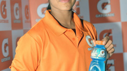PV Sindhu announced as the Brand Ambassador for Gatorade (1)