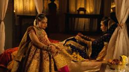 MUMBAI, (GNI): Akshara Haasan - Kavitta Verma  on the sets of Laali Ki Shaadi Mein Laddoo Deewana in Mumbai - photo by GNI