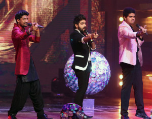 Top 3 Finalists Khuda Baksh, LV Revanth & PVNS Rohit on Indian Idol 9