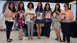 Renuka Pillai, Celebrity makeup artist AVON India launching AVON True Lo...