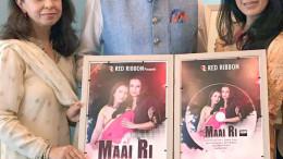 MUMBAI, (GNI): Amitabh Bachchan with Shivrani Somaia during Music Launch of MAAI RI in Mumbai -Photo by GNI
