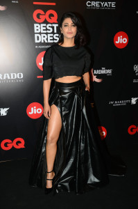 Shruti Haasan at GQ Best Dressed 2017