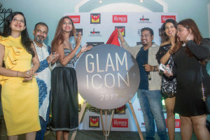 Launch of Glam Icon 2017