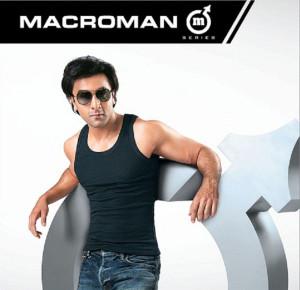 Ranbir Kapoor, Macroman