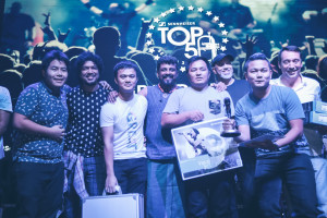 Avora Records, Papon, Raghu Dixit and Loy Mendonsa