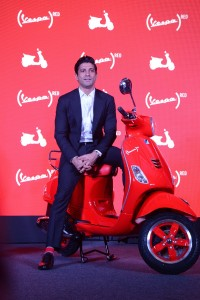 Farhan Akhtar at Vespa RED Launch -