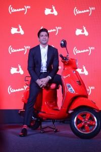 Farhan Akhtar at Vespa RED Launch -