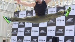 Tiger Shroff launches Skechers GoRun5