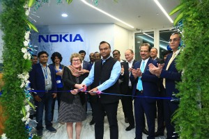 Picture 1 - Inauguration of Nokia's new state-of-the-art facility in Bengaluru