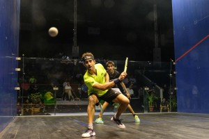 [WC] Ramit Tandon (IND) beat 3-2 [1] Borja Golan (ESP) 11-8, 7-11, 6-11, 11-6, 11-8 89 mins_5