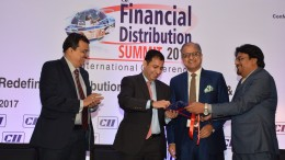 CII Report on Financial Distrubution Sector Released
