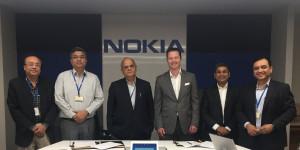 Nokia-IITDelhi MoU PR