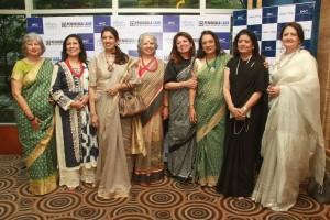 Naina Kamani, Jayshree Thacker, Nayantara Jain, Mohana Nair, Bina Choksi, Neela Parikh, Kalpana Singhania, Surbhi Ghatlia