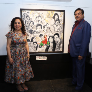 1522994391765_Veteran Actor and Politician Shatrughan Sinha inaugurate Sangeeta Babani art Exhibition Many Paths, One Destination!3