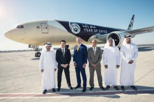 Etihad - Year of Zayed