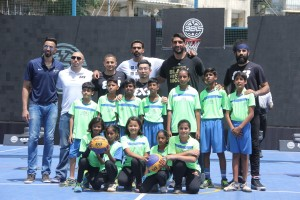Indian Basketball sensation - Satnam Singh, Amjyot Singh, Palpreet Sing...