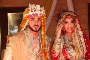 adnan khan & eisha singh