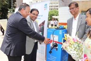 L to R- Mr Praveer Sinha, CEO & MD, TPCL along with Mr Manasvi Sharma, H...