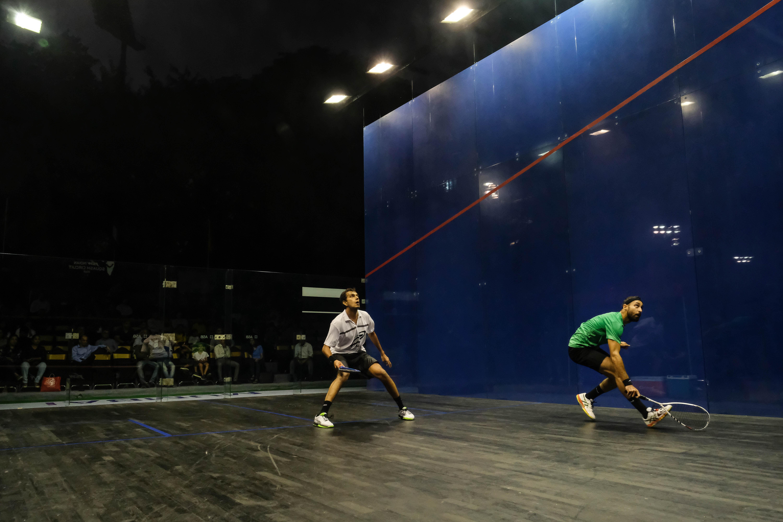 Karim El Hammamy (EGY) beat [WC] Aditya Jagtap (IND) | 8-11, 10-12, 11-7, 13-11, 11-7 | 84 mins_2