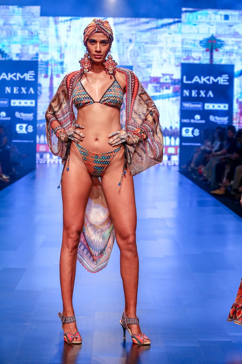 Rajdeep_Ranawat_and_SVA_at_Lakme_Fashion_Week_Summer_Resort_2019__3_
