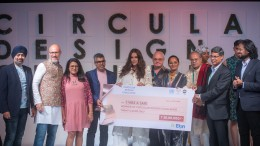 The_Jury_of_the_Circular_Design_Challenge_with_winning_label__I_am_a_sari__at_LFW_SR_19