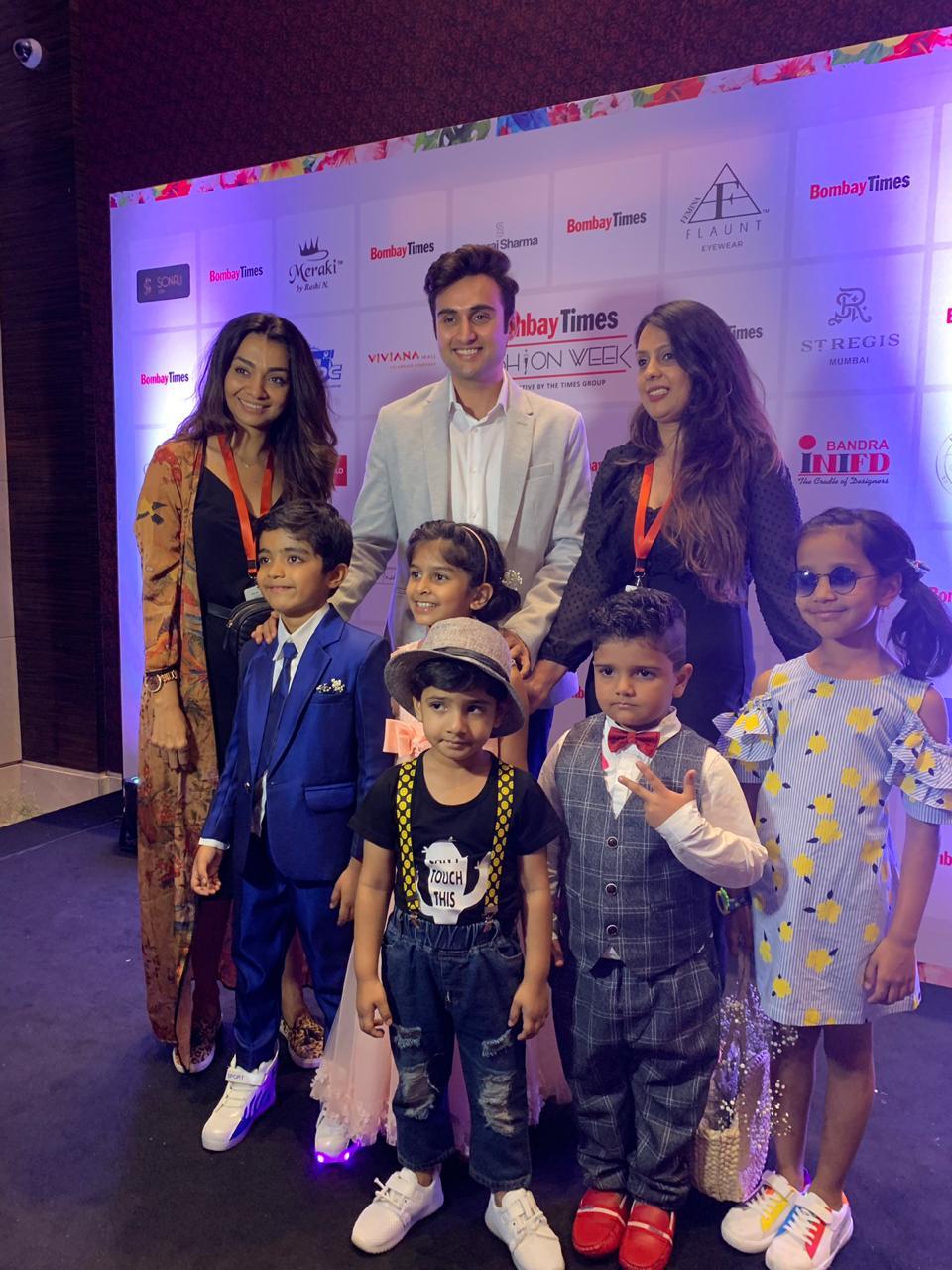 Hopscotch At Bombay Times Fashion Week - 3