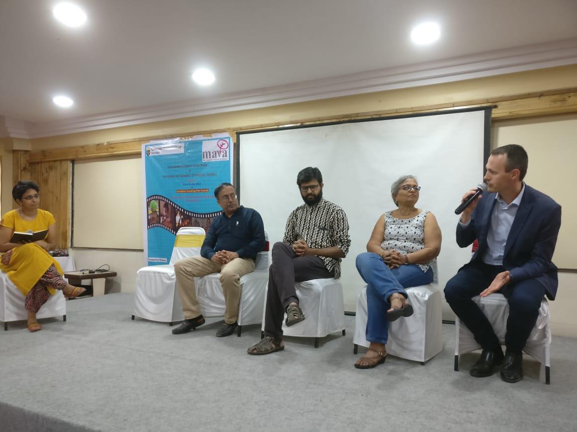Panel Discussion-Breaking Gender Binaries, Building Bridges