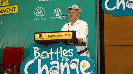 Ramesh Chauhan- Chairman, Bisleri International