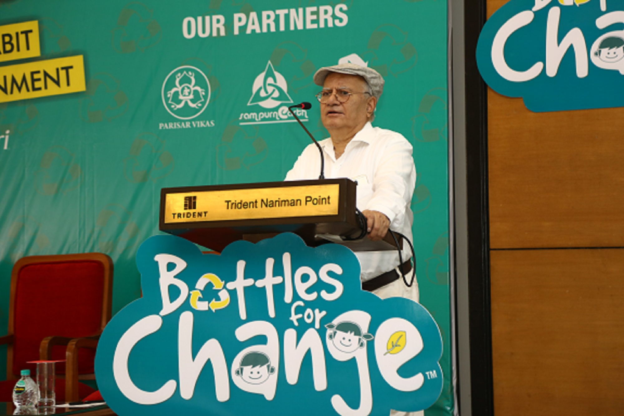 Ramesh Chauhan- Chairman, Bisleri International